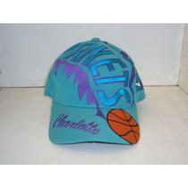 Gorra Nba Hornets Charlotte Del Año 1995 - Changoosx