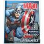 Libro Capitan America Maxi Cuentos De Colores - Maxiformato