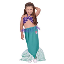 Disfraz La Sirenita Talle 2 Disney