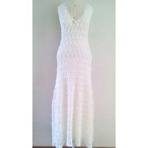 Pronta Entrega Vestido De Noiva Boho Chic Em Crochê