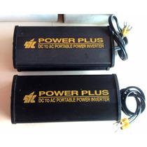 Inversor Convertidor De Voltaje 12v Dc A 220v Ac - Nuevos