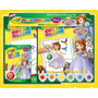 Kit De Desenho Magic Princesa Sophia Color Wonder - Crayola
