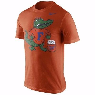 c24029b4a Camisa Nike Futebol Americano Florida Gators (g) Nfl - R  199