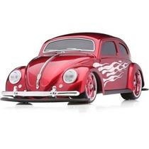 Carro De Controle Remoto Volkswagen Beetle Fusca 1951 - 1:10