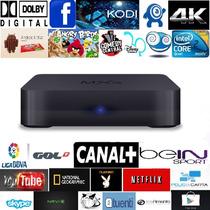 Smart Tv Box Mxq Amlogic S802 Q-core Android Kikat