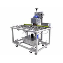 Maquina Lapidadora Para Vidros Usada Agmac Mlm-1400