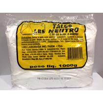 Lbs Talco Neutro Para O Corpo 1kg
