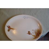 Platos Ingleses Antiguos Porcelana, Loza, Vajilla, Barratts