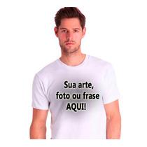 Kit 10 Camisas Personalizadas À Sua Escolha Em Rj Camisetas