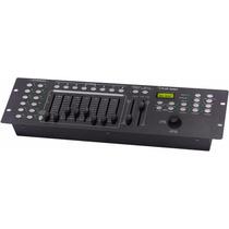 Controlador Dmx 512 Led 240 Canales Con Palanca Tipo Joystic