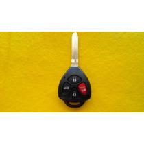 Carcasa Llave Control Remoto Toyota Camry Rav4 Yaris Y Mas