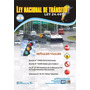 Ley Nacional De Transito 24.449 Con Señales Viales Del Pais