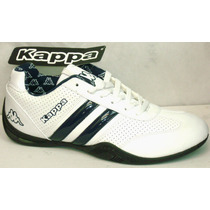 Zapatillas Hombre Kappa Con Cordon