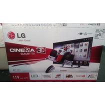 Smart Tv Lg 3d 47 Cinema Lm7600 Led