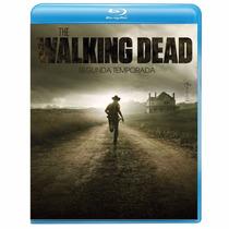 The Walking Dead Temporada 2 Blu Ray Nueva