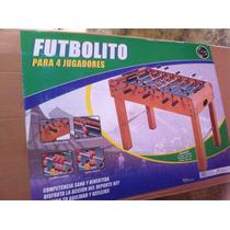 Mesa De Futbolito Para 4 Jugadores