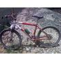 Bicicleta Montañera De Aluminio Ring 26 Canaima Inremo