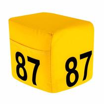 Numerador Prisma Para Estacionamento - Cubo Grande 1 A 15
