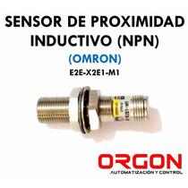 Sensor De Proximidad Inductivo Omron