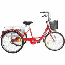 Triciclo Bicicleta R24 2 Canastos Oferta Imperdible¡¡¡¡¡¡¡