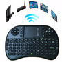 Mini Teclado Sem Fio Touch Pad Celular Note Tv Smart Sony