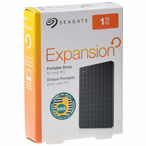Hd Externo 1tb Seagate Expansion 1000gb Portátil 2.5 Usb 3.0
