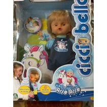 Cicciobello Kreisel Original Edicion Arre Arre Habla / Canta
