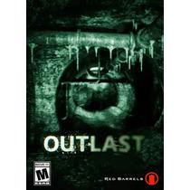 Outlast Original Pc Em Português - Envio Digital