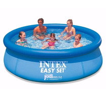 Piscina Familiar Inflable 305 X 76cm Intex