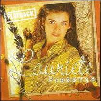 Playback Lauriete - Presença (original)