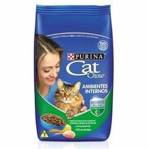 Ração Para Gato Purina Cat Chow Adulto Amb. Internos 10kg