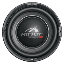 Subwoofer Hinor Carbono 8 Pol 150w Rms 4 Ohms Som Automotivo