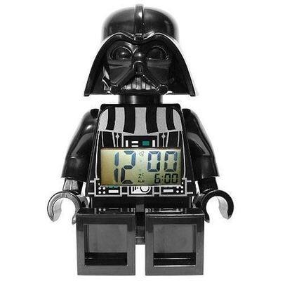 0a57c2b335b Relógio Lego Star Wars Original - Darth Vader - R  269