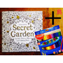 Libro Secret Garden An Inky Treasure Hunt, Johanna Basford +