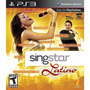 Novo Singstar Latino+2 Microfones Original Da Sony Ps3