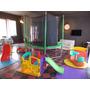 Alquiler De Juegos Inflables Pochoclera Livings Plazas Camas