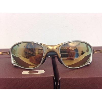 14d9c0193 Oakley Juliet Romeu 1 2 X Squared X Metal 24k Polarized Gold - R ...