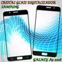 Gorilla Glass Cristal Samsung Galaxy A5 2016 Negro Nuevo!!