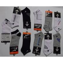 Medias Deportivas Nike Y Adidas Damas Y Caballero Calidad A1