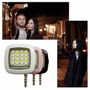 Selfie Flash Light Led Luz Para Celulares Android-iphone