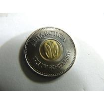 Ficha Vale Um Refrigerante Antartica - Frete R$ 8