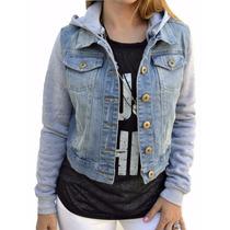 Camperas Jeans Tallas 28-30-32 A 99.90 !!