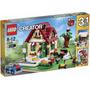 Lego 3 En 1 Creator 31038 Changing Season 536 Pza