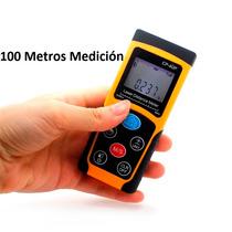 Medidor Láser 100 Metros De Alcance Nuevo !!