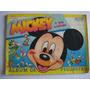 Album Figurtias Mickey Y Sus Amigos Completo Cromy 1990