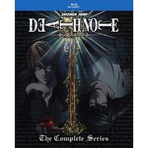 Blu-ray Death Note Serie Completa (import) Novo Lacrado