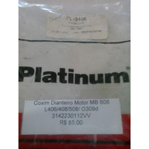 Coxim Dianteiro Motor Mb 608 L406/408/508/o309d
