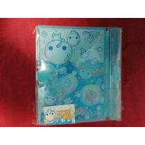Set Para Escribir Cartas Cajita Kawaii Japón Cute Blue