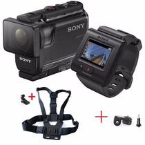 Sony Action Kit E Suporte Peito Hdr As50r Camera