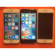 Iphone 6s Rosa Gold Telcel Iusacell Unefon 4g Lte